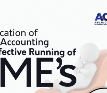 Application of Basic Accounting for Effective Running of SME's