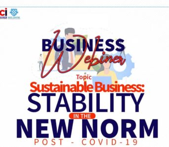 "SUSTAINABLE BUSINESS; STABILITY IN THE ""NEW NORM"" POST COVID-19"
